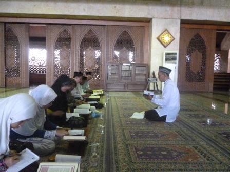Lembaga Tahsinul Qiro'ah